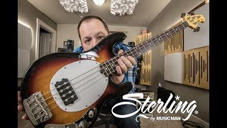 Sterling By Music Man Ray24 + Giveaway!