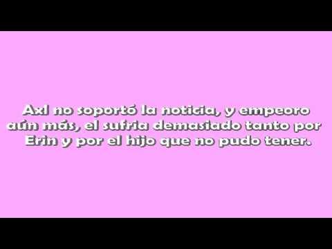 Axl Rose y Erin Everly (Su historia en Español)