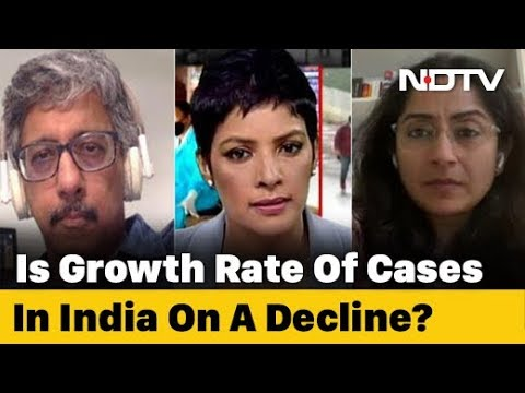 Is India Flattening The Curve?