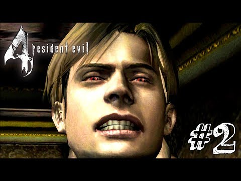 БОЛЬШАЯ РЫБКА! ► Resident Evil 4 Прохождение #2 ► ХОРРОР ИГРА