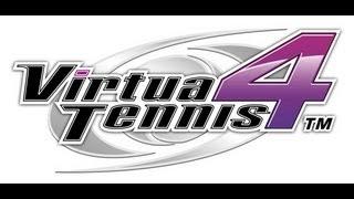 Virtua Tennis 4 World Tour - Professional. Parte 1 (First Season)