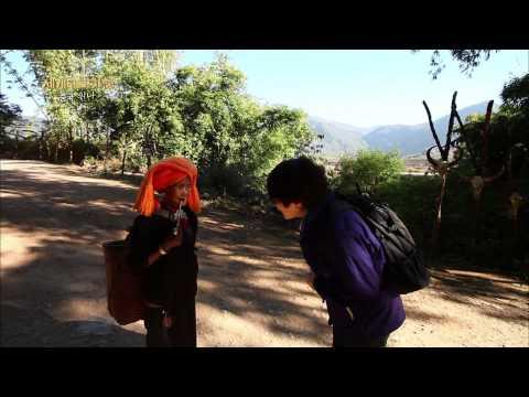 세계테마기행 - 윈난 소수민족기행 4부 윈난의 원시부족, 와족