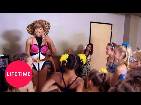 Dance Moms: The ALDC Meets Shangela (Season 1 Flashback) | Lifetime