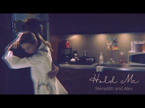 Greys Anatomy Merlex Hold Me After Effects
