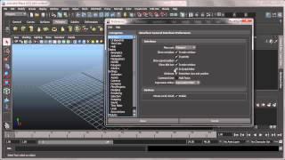 Maya 2011 - Урок 6 - Инструменти, настройки и т.н. - втора част