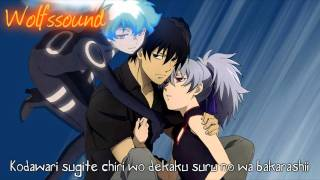 Darker Than Black Soundtrack - Opening Theme 2 ~The Hero Without A Name~ (with lyrics)