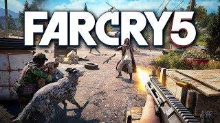 Far Cry 5 - знакомство с игрой - часть 1