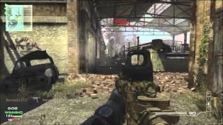 Modern Warfare 3 Kill Confirmed Gameplay On Fallen ( 21-13 )