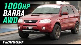 FAST AWD Ford Barra turbo Territory | fullBOOST