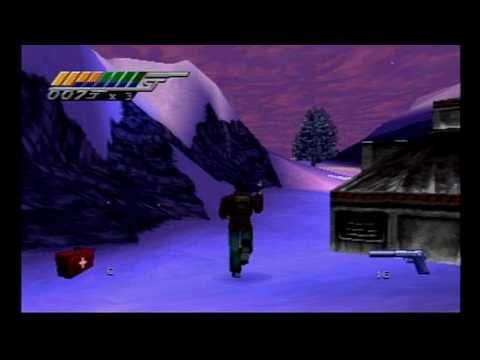 Let's Play Tomorrow Never Dies (PSX) #1: Bond's Skiing Adventure