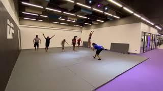 David Santos - acro dancers