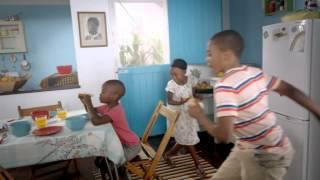 Publicité LA VACHE QUI RIT - Diffusion Sénégal - Septembre 2014