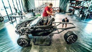 RAGNAROK Hyper Car Build   Part 4