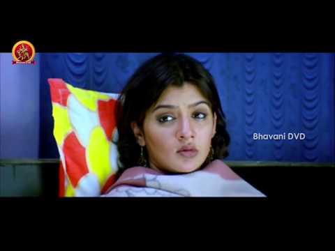 Aarthi Aggarwal And Posani Romantic Scene - Posani Gentleman Movie Scenes
