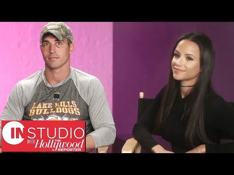 Jessica Graf & Cody Nickson: Their Journey Together On & Off TV | In Studio With THR