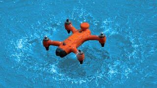Vidéo: Spry+ Drone - SwellPro