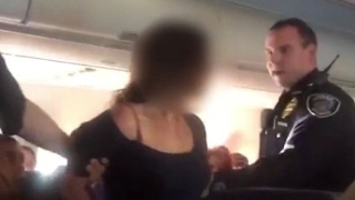 Passengers Being THROWN OFF Planes