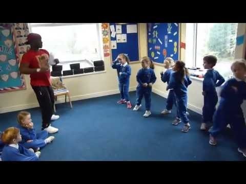 Lion King Week - Year 1 Africa Dance from lesson on Tuesday