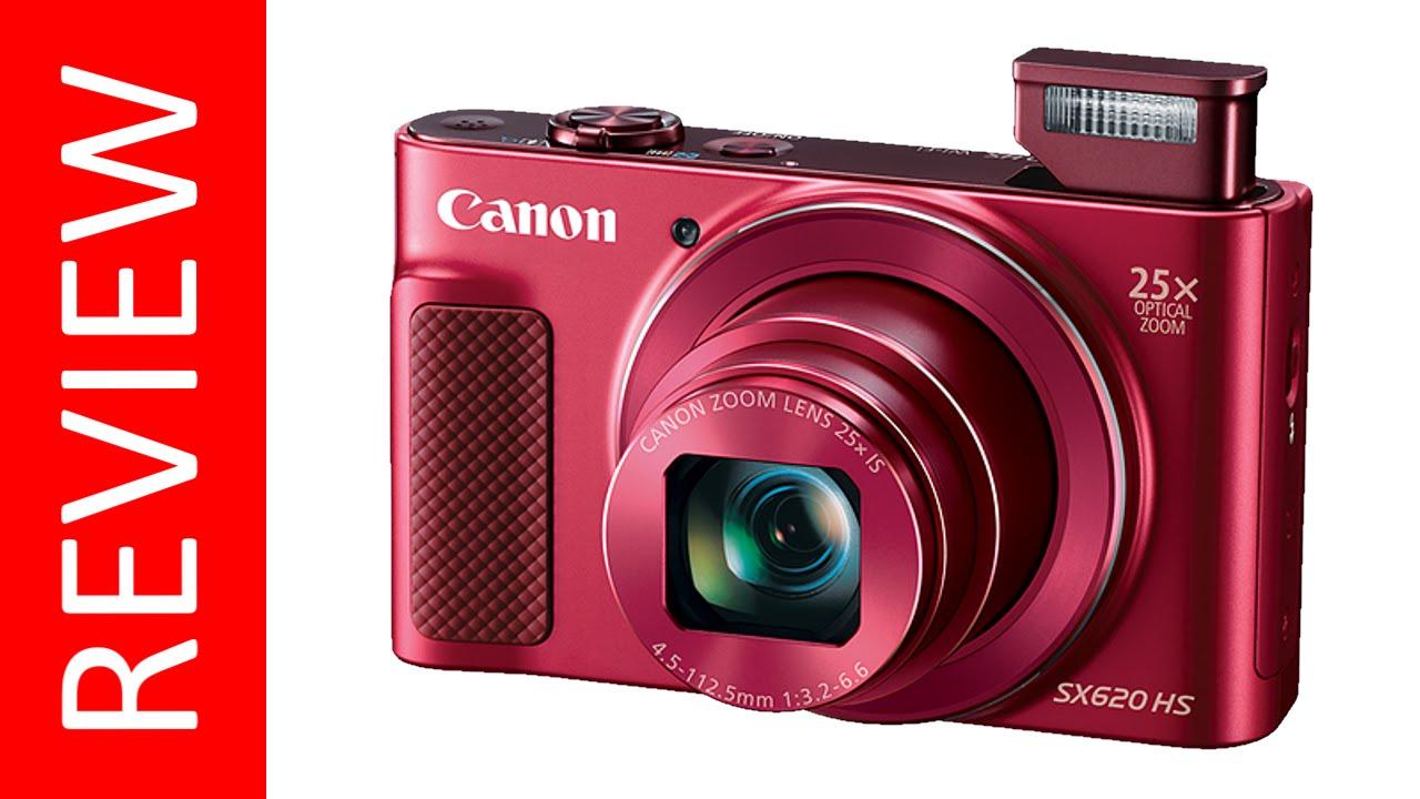 Canon PowerShot SX720 vs Canon PowerShot SX620 - YouTube