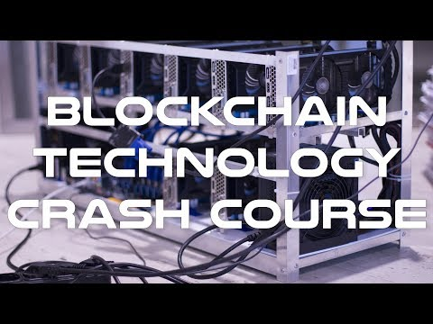 Crash Course Blockchain Technology