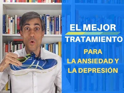 El MEJOR Tratamiento Para La Depresión A La Ansiedad.