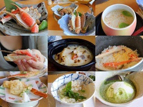 食在日本 蟹料理專門店 かに道楽 蟹道樂 午餐超抵食!豐盛午餐 大阪 東京 京都 - YouTube