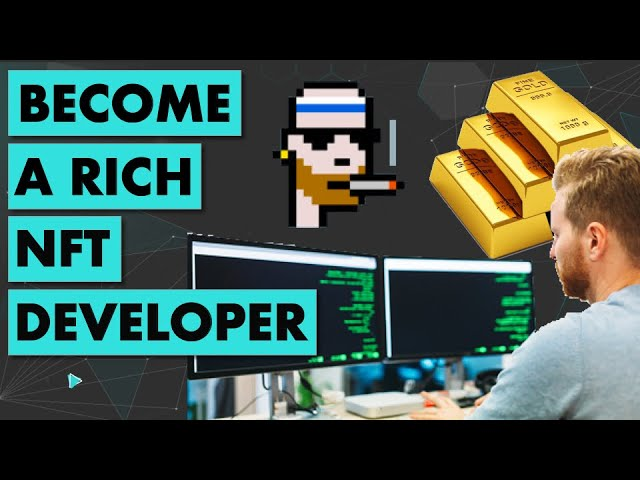 How to make money with NFT as a developer?