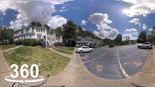 Falcon Ridge Townhomes Raleigh video tour cover