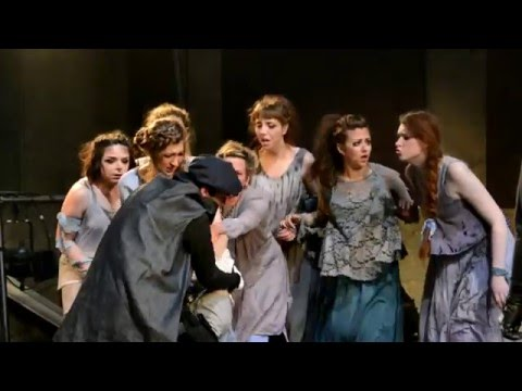 "Seattle University Theater Presents: ""Women of Troy"""