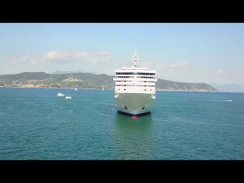 Silversea - Silver Muse ship wide walk through June 2017 - GoPro 4K (replacement)