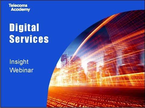Digital Services Insight Webinar (Nov 16)