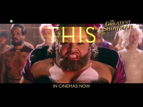 The Greatest Showman [\'This Is Me\' Lyrics Video in HD (1080p)]