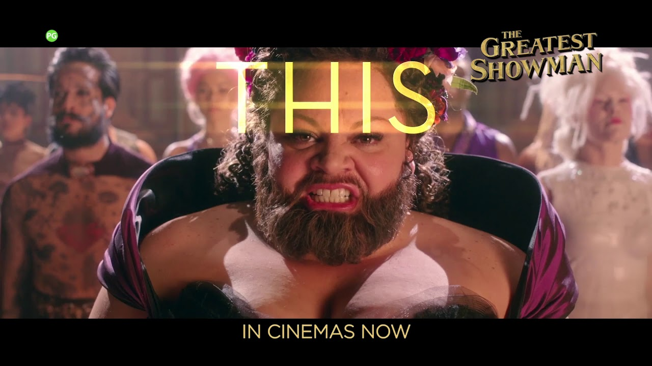 The Greatest Showman ['This Is Me' Lyrics Video in HD (1080p)]