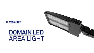 Pierlite Domain LED Area Light
