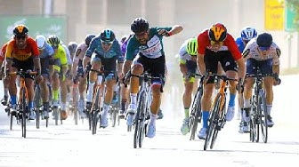 Nacer Bouhanni FURIOUS at Phil Bauhaus SPRINT DEVIATION : What Really Happened