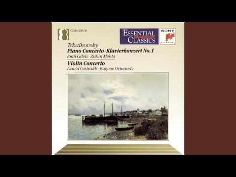 Piano Concerto No.1 in B-Flat Minor, Op. 23: I. Allegro non troppo e molto maestoso