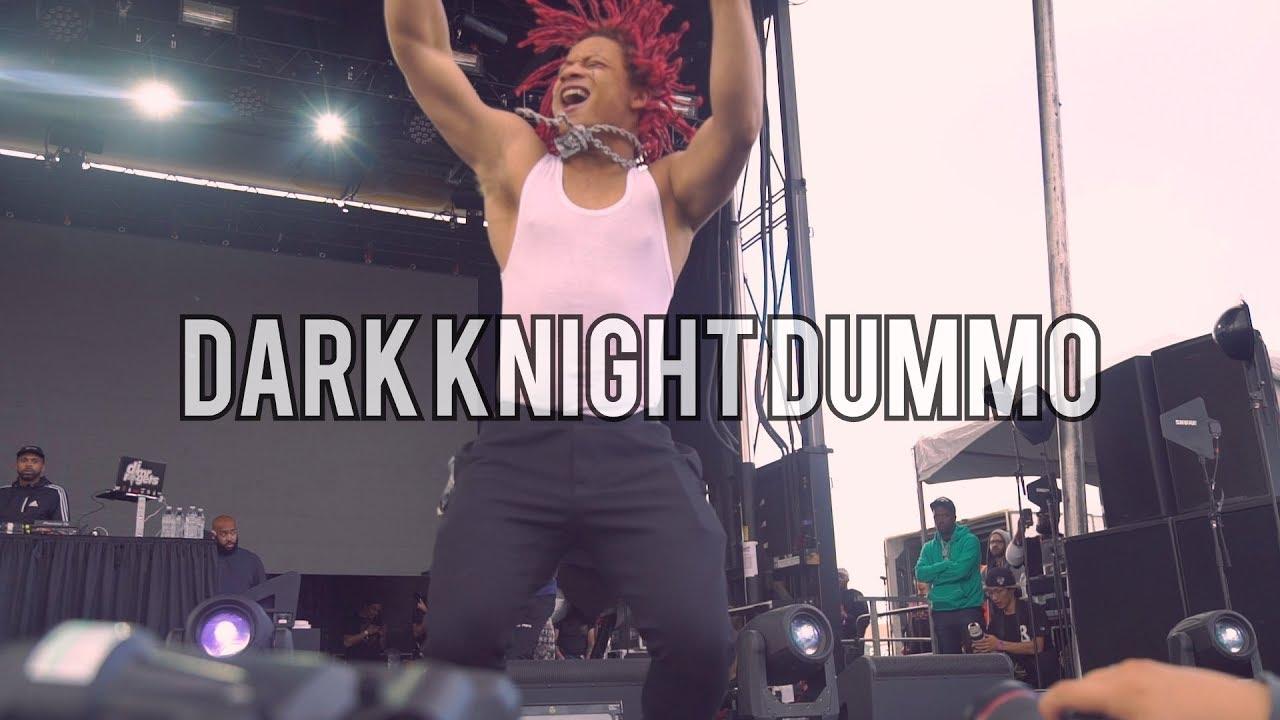 Download Trippie Redd - Dark Knight Dummo (Live Dallas Texas) shot by @Jmoney1041