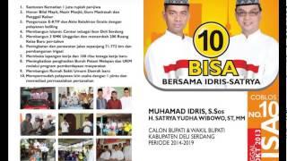 BISA ( Bersama IDRIS - SATRYA )