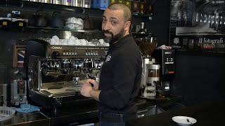 Tutorial su come preparare un caffè espresso