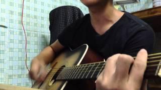 Những nẻo đường phù sa_cover guitar