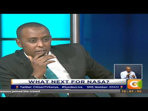 Sunday Live : What next for NASA?