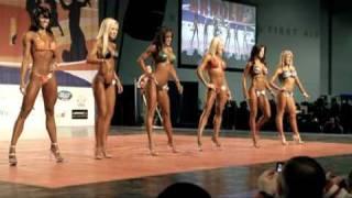 Проект Мисс Бикини - Фитнес-бикини (Fitness bikini, Arnold Classic 2011)