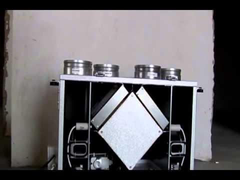 видео: Как работают рекуператоры воздуха