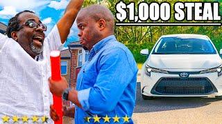 Uber Driver STEALS $1000 (CRAZY MOMENT)