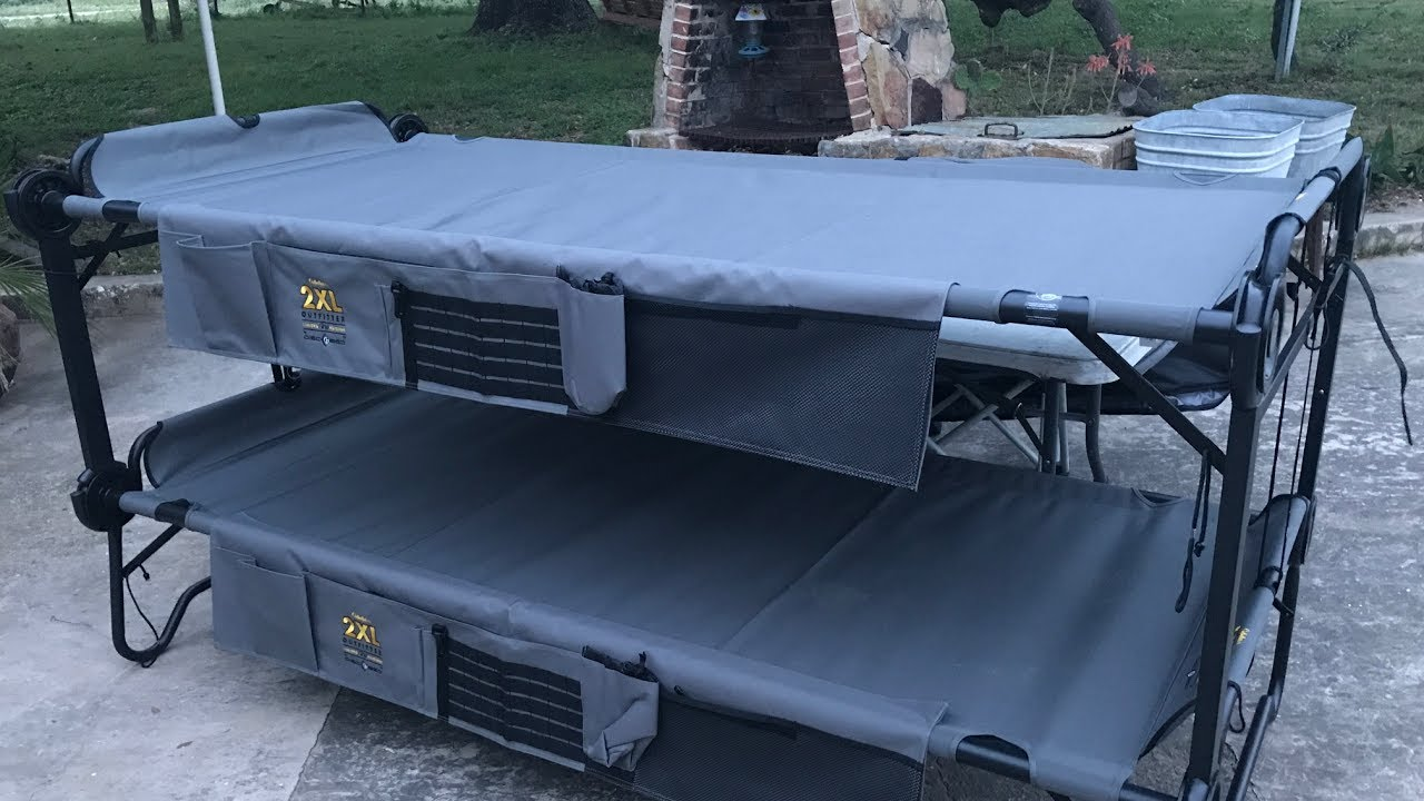 2xl Disco Bed From Cabelas Review Texas Style Cuisine Youtube