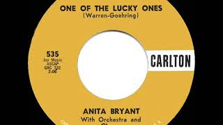 Watch Anita Bryant One Of The Lucky Ones video