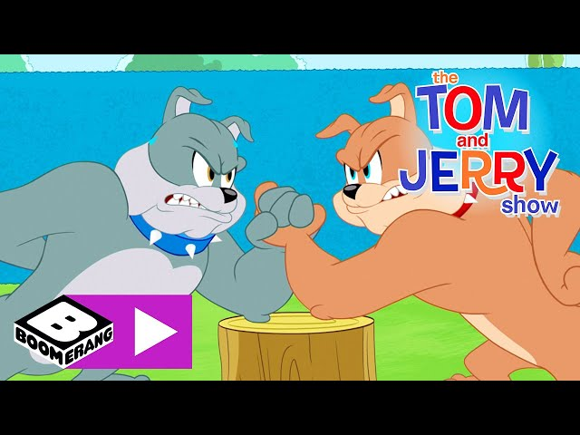 Tom & Jerry | Spikes großer Bruder | Boomerang