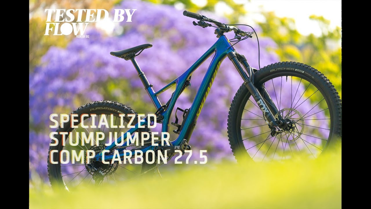 02cb461229b Specialized Stumpjumper Comp Carbon 27.5 2019 - First Impressions ...