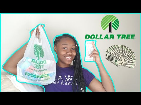 Dollar Tree Haul!!! ~Stuff for my lipgloss business!