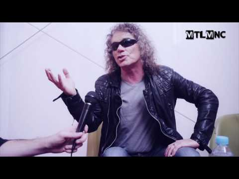 Interview Overkill - Bobby 'Blitz' Ellsworth (Hellfest 2016)
